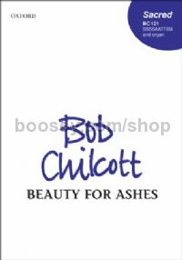 Beauty for ashes (vocal score)