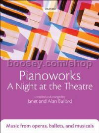 Pianoworks: A Night at the Theatre