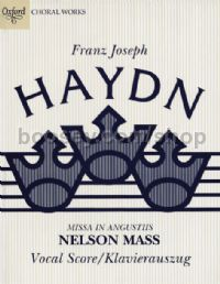 Nelson Mass Vocal Score