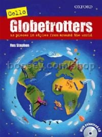 Cello Globetrotters (Book & CD)