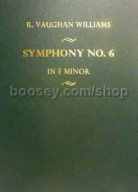 Symphony No. 6 in E minor for full orchestra (full score)