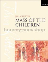 Mass Of The Children (vocal score)