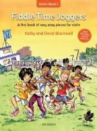 Fiddle Time Joggers: A first book of very easy pieces (+ CD)