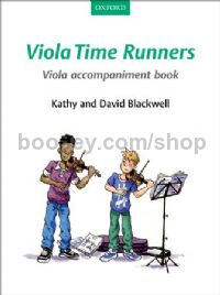 Viola Time Runners - Viola accompaniment