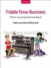 Fiddle Time Runners (Revised edition) - Piano accompaniment