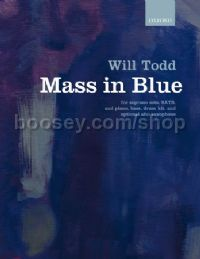 Mass in Blue (vocal score)