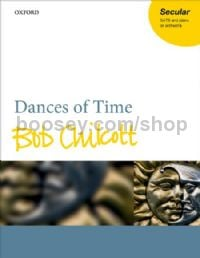 Dances of Time for SATB & piano