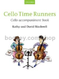Cello Time Runners - Cello Accompaniment Book