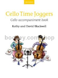 Cello Time Joggers - Cello Accompaniment Book