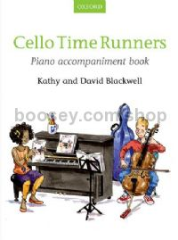 Cello Time Runners - Piano Accompaniment Book