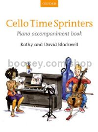 Cello Time Sprinters - Piano Accompaniment Book
