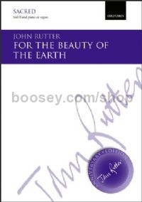 For the beauty of the earth - SATB & piano/organ
