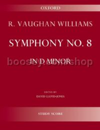Symphony No. 8 in D minor (Study Score)