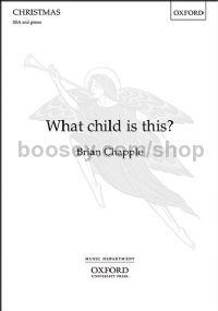 What child is this? - SSA & piano