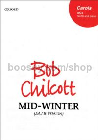 Mid-Winter - SATB & Piano