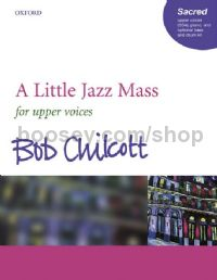 Little Jazz Mass SSA (Vocal Score)