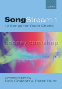 SongStream 1: 10 songs for youth choirs