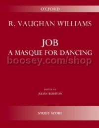 Job - A Masque for Dancing (Study Score)