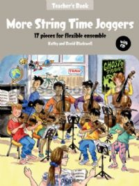 More String Time Joggers (Teacher's Book & CD)