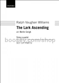 Lark Ascending (String Quartet Parts)