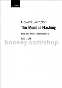 The Moon is Flashing (Full Score)