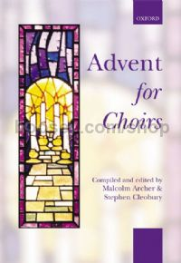 Advent For Choirs SATB + Keyboard