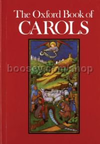 Oxford Book of Carols (Paperback)