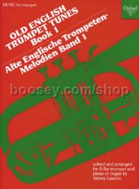 Old English Trumpet Tunes, Book 1