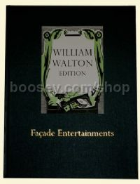Facade Entertainment Full Score (William Walton Edition 7)