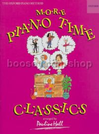 More Piano Time Classics