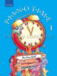 Piano Time Book 1