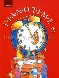 Piano Time Book 2