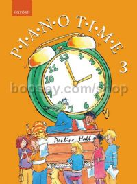 Piano Time Book 3
