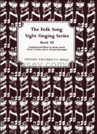 Folk Song Sight Singing Series 3