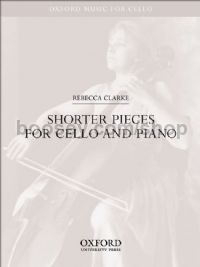 Shorter Pieces For Cello & Piano