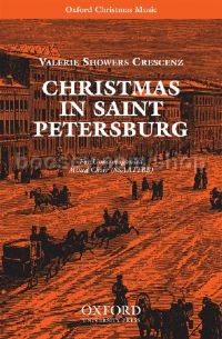 Christmas in Saint Petersburg