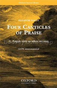 4 Canticles Of Praise 2 SATB