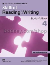Skillful Level 4 Reading & Writing Student's Book Pack (C1)