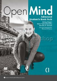 Open Mind Advanced Student's Book Pack (C1)