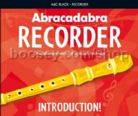 Abracadabra Recorder Introduction!