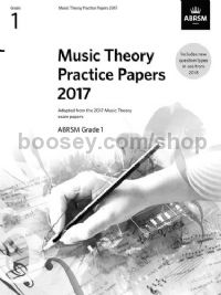Music Theory Practice Papers 2017 - Grade 1