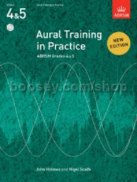 Aural Training in Practice, ABRSM Grades 4 & 5, with CD