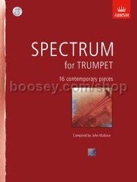 Spectrum for Trumpet with CD