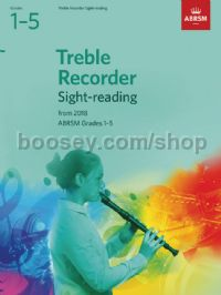 Treble Recorder Sight-Reading Tests, ABRSM Grades 1–5