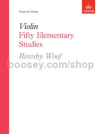 Fifty Elementary Studies
