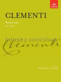 Clementi Sonatinas, Op. 36 & 4