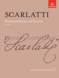 Keyboard Pieces and Sonatas, Book II