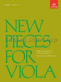 New Pieces for Viola, Book I