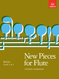 New Pieces for Flute, Book I