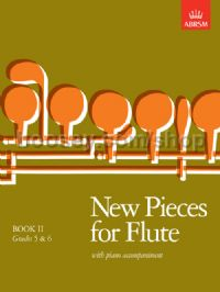 New Pieces for Flute, Book II